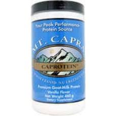 Mt. Capra Products Caprotein™ Premium Goat-Milk Protein Vanilla -- 460 g
