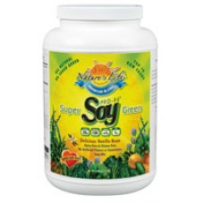Nature's Life Super Soy Green Pro-96® Vanilla -- 3 lbs