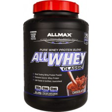 ALLMAX Nutrition ALLWHEY® CLASSIC Pure Whey Protein Blend Chocolate -- 5 lbs
