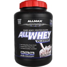 ALLMAX Nutrition ALLWHEY® CLASSIC Pure Whey Protein Blend Cookies & Cream -- 5 lbs