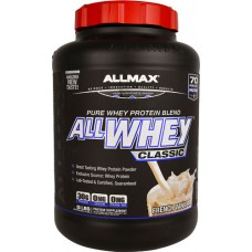 ALLMAX Nutrition ALLWHEY® CLASSIC Pure Whey Protein Blend French Vanilla -- 5 lbs