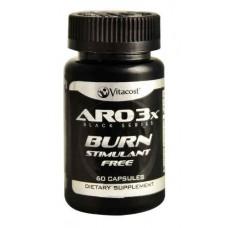 ARO-Vitacost Black Series BURN - Stimulant Free (Garcinia Cambogia, Raspberry Ketones, and Green Coffee Bean) -- 60 Capsules