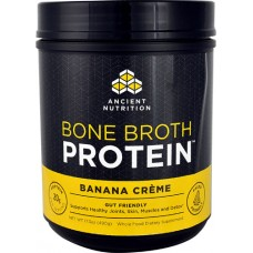 Ancient Nutrition Bone Broth Protein™ Banana Creme -- 20 Servings
