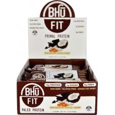 BHU Fit Primal Protein Bar Dark Chocolate Coconut Almond -- 12 Bars