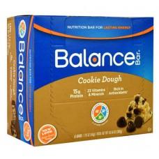 Balance Bar Nutrition Bar Cookie Dough -- 6 Bars