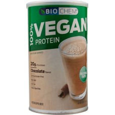 Biochem Sports 100% Vegan Protein Chocolate -- 13 oz