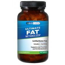 Biochem Sports Ultimate Fat Metabolizer -- 90 Tablets