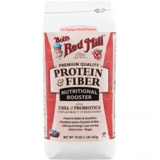 Bob's Red Mill Protein & Fiber Nutritional Booster Unflavored -- 16 oz