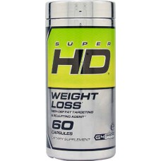 Cellucor Super HD Weight Loss -- 60 Capsules