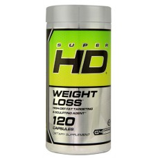 Cellucor Super HD® Weight Loss -- 120 Capsules