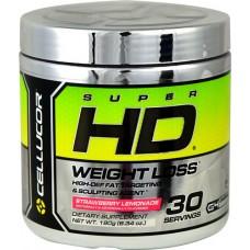 Cellucor Super HD® Weightloss Strawberry Lemonade -- 30 Servings