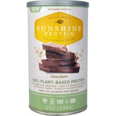 Designer Protein Sunshine Protein™ Chocolate -- 12 oz