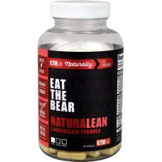 Eat The Bear NaturaLean Thermogenic Formula -- 90 Capsules