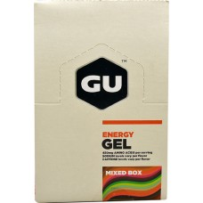 GU Energy Labs Energy Gel® Flavor Mix Assorted -- 24 Packets
