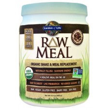Garden of Life Organic RAW Meal™ Chocolate -- 1.09 lbs