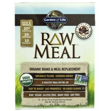 Garden of Life Organic RAW Meal™ Chocolate Cacao -- 10 Packets