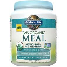 Garden of Life Organic RAW Meal™ Lightly Sweet -- 18.3 oz