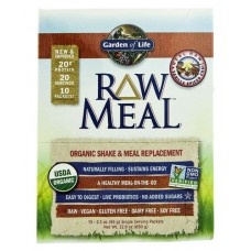 Garden of Life Organic RAW Meal™ Vanilla Spiced Chai -- 10 Packets