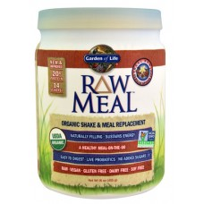 Garden of Life Organic RAW Meal™ Vanilla Spiced Chai -- 16 oz