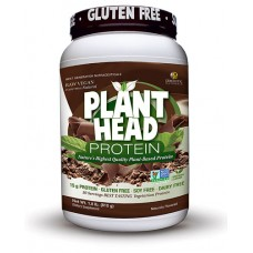 Genceutic Naturals Plant Head Protein Chocolate -- 1.8 lbs