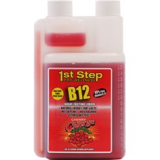 High Performance Fitness 1st Step™ For Energy Liquid B-12 Cherry Charge -- 16 fl oz