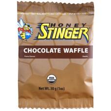 Honey Stinger Organic Waffle Chocolate -- 16 Bars