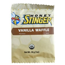 Honey Stinger Organic Waffle Vanilla -- 16 Bars