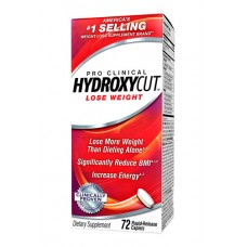 Hydroxycut Pro Clinical Hydroxycut -- 72 Caplets