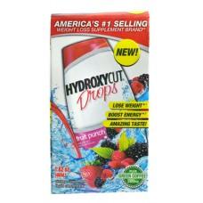 Hydroxycut Weightloss Drops Fruit Punch -- 1.62 oz