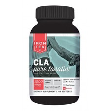 Iron-Tek CLA Pure Tonalin® -- 1000 mg - 180 Softgels