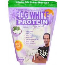 Jay Robb Egg White Protein Unflavored -- 24 oz