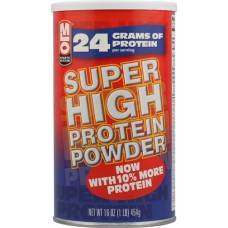 MLO Super High Protein Powder -- 16 oz