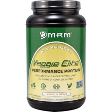 MRM Veggie Elite Performance Protein Vanilla Bean -- 2.2 lbs