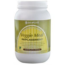 MRM Veggie Meal Replacement Chocolate Mocha -- 3 lbs