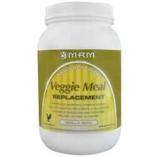 MRM Veggie Meal Replacement Vanilla Bean -- 3 lbs