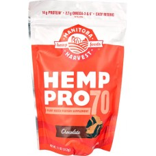 Manitoba Harvest Hemp Pro 70® Chocolate -- 11 oz