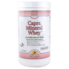 Mt. Capra Products Professional Formulas Capra Mineral Whey™ -- 28 Servings