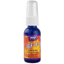 NOW Foods Sports IGF-1 Plus Liposomal Spray -- 1 fl oz