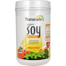 Naturade 100% Soy Protein Booster Natural -- 29.6 oz