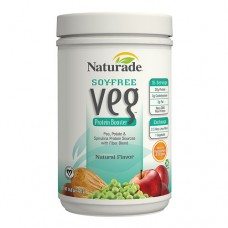 Naturade Veg Protein Booster Soy Free Natural -- 16 oz