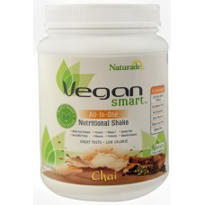 Naturade VeganSmart™ All-In-One Nutritional Shake Chai -- 15 Servings