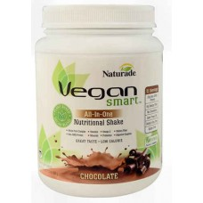 Naturade VeganSmart™ All-In-One Nutritional Shake Chocolate -- 15 Servings