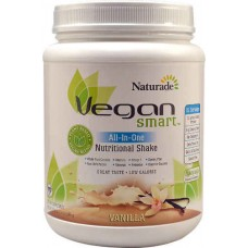 Naturade VeganSmart™ All-In-One Nutritional Shake Vanilla -- 15 Servings