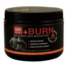 Ojio Sport Plus Burn Metabolism Booster -- 30 Servings