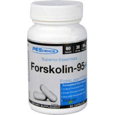 PEScience Forskolin-95 Plus -- 60 Capsules