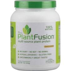 PlantFusion Complete Plant Protein Vanilla Bean -- 1 lb