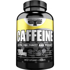 Primaforce Caffeine -- 200 mg - 90 Tablets
