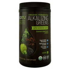 SoTru Organic Fermented Alkalizing Greens -- 30 Servings