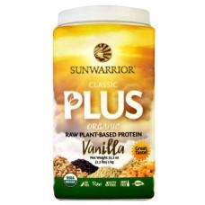 Sunwarrior Classic PLUS Protein Vanilla -- 35.2 oz