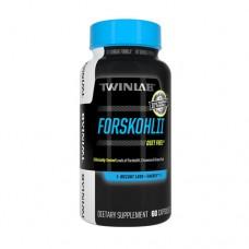 Twinlab Forskohlii Diet Fuel® -- 60 Capsules